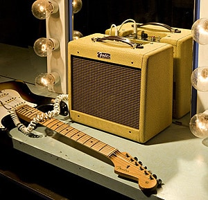 Brief Facts About the History of Fender Guitar Amplifiers