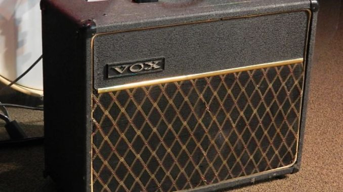 Vox Amplification Cambridge Reverb Series