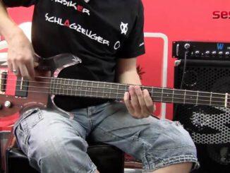 Ampeg Dan Armstrong Guitar & Bass