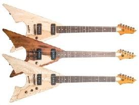 AXL Badwater Jacknife Guitar Review