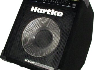 Hartke Kickback HS 1200 Bass Combo Review