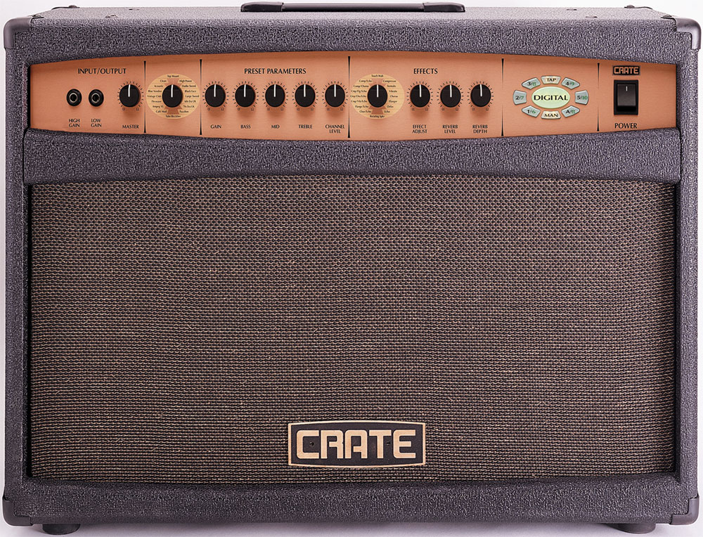 crate guitar amplifier