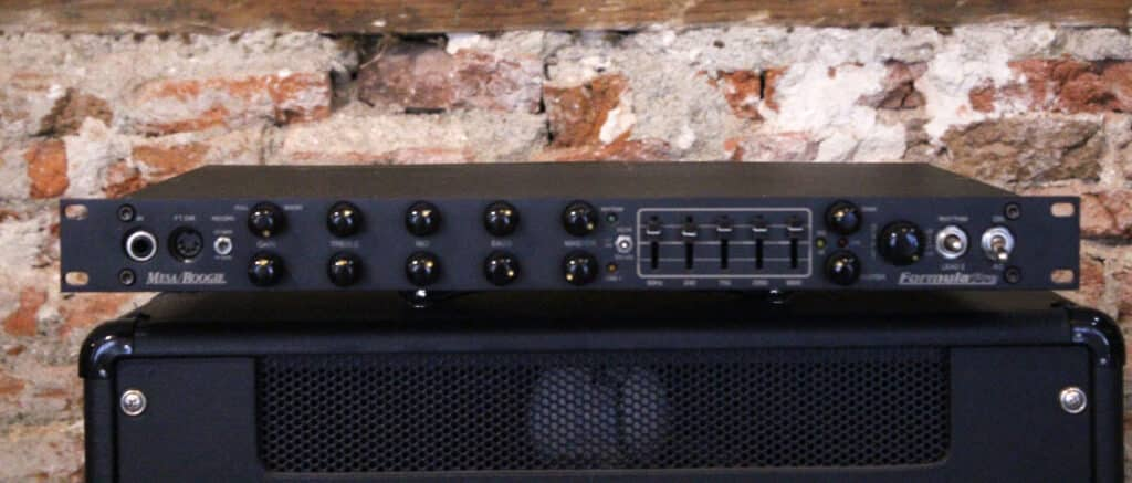 Mesa Boogie Formula Preamp Recording Review