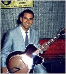 Roger Rossmeisl guitar inventor