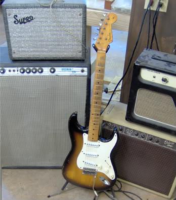 Fender Story: Leo Fender Stratocaster Invention 1954