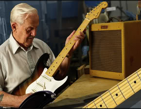 Leo Fender Precision Bass invention 1951