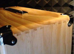 guitar speaker cabinet Dovetail