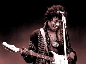Jimi Hendrix The Ultimate Guitar Hero -R.I.P