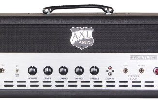 AXL Guitars Faultline Bass Heads and Cabs