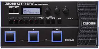 Boss GT vs Digitech RP Guitar Effects Processors