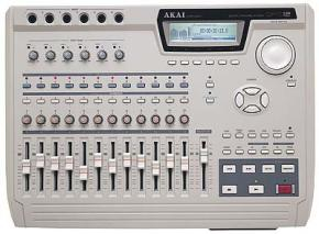 Akai DPS12 Recording