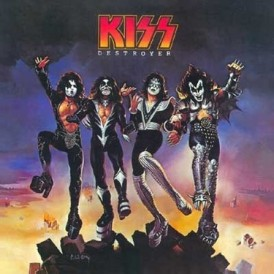 Kiss Gods of Thunder