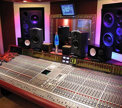 Mackie, Event And Hafler Powered Studio Monitors