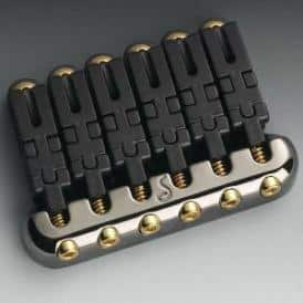 Schaller Hannes Guitar Bridge