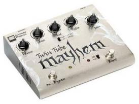 Seymour Duncan Twin Tube Mayhem Guitar Pedal Review