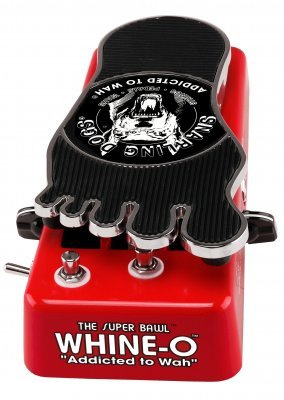 snarling dog guitar pedals