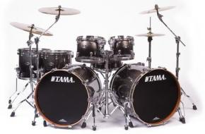 Tama Bubinga and Birch Hybrid Kits