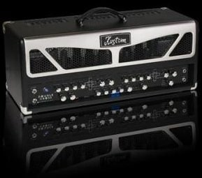 Kustom Double Cross Guitar Amp Head