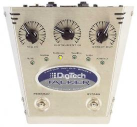 Digitech RP3 Guitar Multi Effects Processor Review