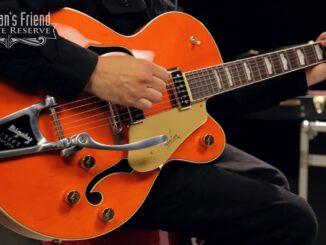 Gretsch Duane Eddy 6120-DE Review
