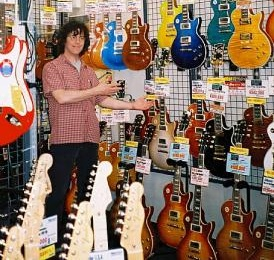 Shame that Tune – Songs NOT to play at the Guitar Store