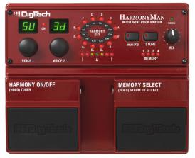 DigiTech HarmonyMan Intelligent Pitch Shifter