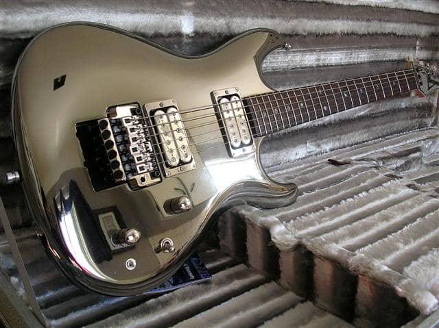 ibanez js2prm electric guitar chromeboy