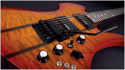 B.C. Rich Mockingbird Guitar Series
