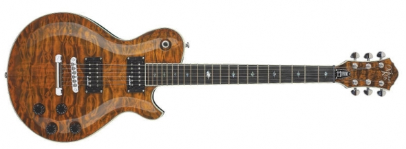 Michael Kelly Patriot Supreme Guitar