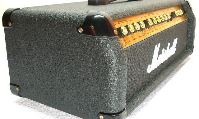Marshall 8100 Guitar Amplifier