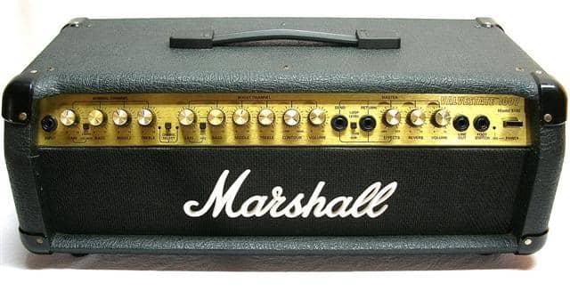 Marshall best metal amplifier