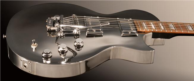 AlumiSonic 1100 Custom Aluminum Archtop Guitar