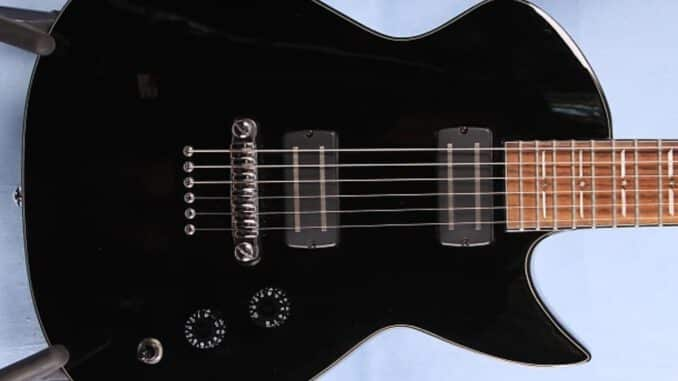 Ibanez Arondite ADC120 guitar review