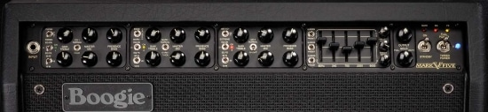 MESA/Boogie Mark IIC+ Legendary Guitar Amplifier
