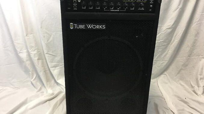 Tube Works 7200 Bass Combo