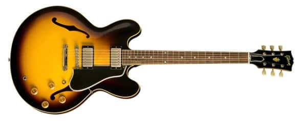 Win a Gibson ES 335 Electric Guitar