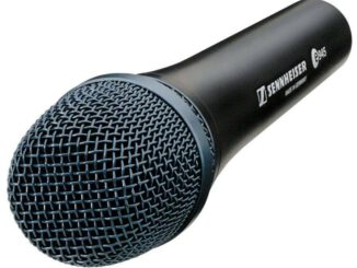 Sennheiser Evolution Series dynamic microphones 1