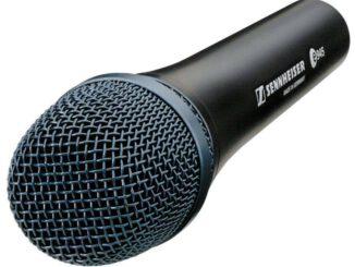 Sennheiser Evolution Series dynamic microphones 2