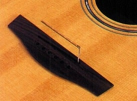How do Piezo-electric – acoustic guitar pickups work?