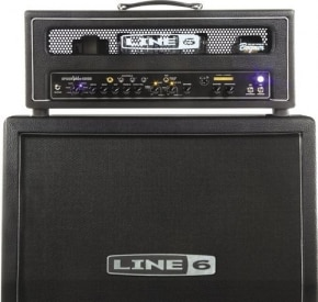 Line 6 Spider Valve HD100 Guitar Amp Head