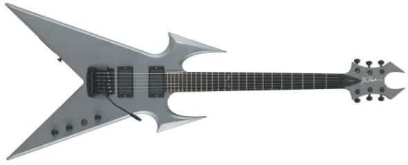 BC Rich And Kerry King of Slayer Guitar