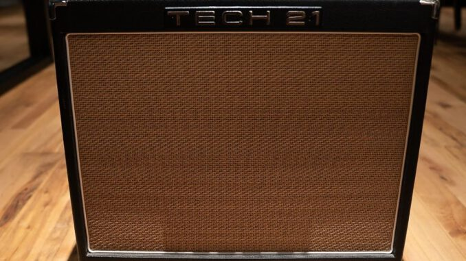 tech 21 guitar amplifier 60