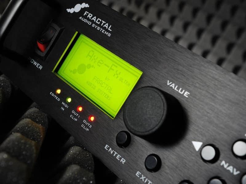 music recording gear axe fx guitar amplifier recording amplifier