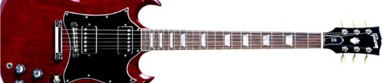 Gibson SG Standard 24 Limited Edition Guitar