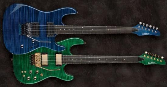 Carvin Guitar ST300