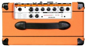 Orange amps Crush PiX amps