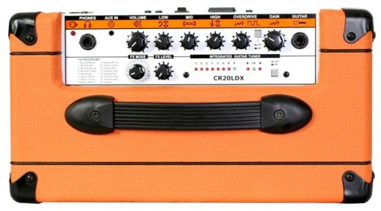 Orange Amplification launches Dual Terror