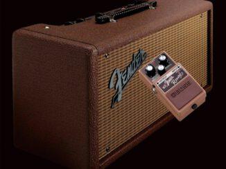 Boss FRV-1 Fender Reverb Pedal 1