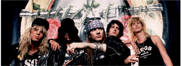 Guns N Roses 'Chinese Democracy' Top of the FAIL LIST?