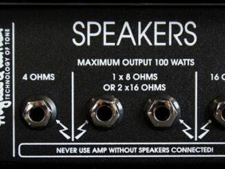 amp speaker